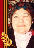 Кибанова Прасковья Николаевна