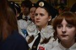 И девушкам военная форма к лицу