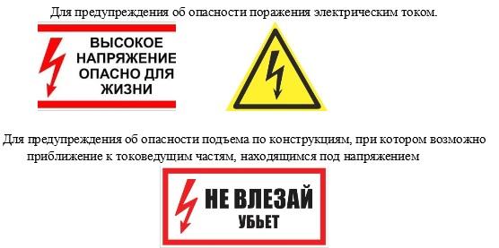Памятка по электробезопасности для школьников